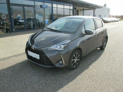 brugt Toyota Yaris 1,5 VVT-iE T2 Premium MDS