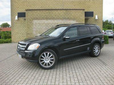 brugt Mercedes GL450 4,7 aut. 4-M