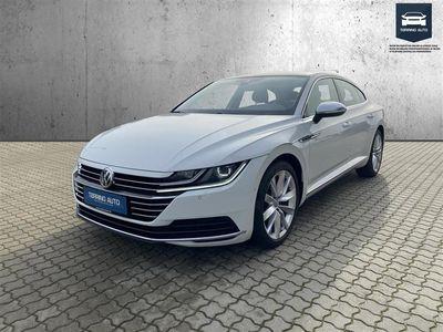 brugt VW Arteon 1,5 TSI EVO ACT Elegance Business DSG 150HK 5d 7g Aut. - Personbil - Hvid