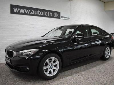 brugt BMW 320 Gran Turismo i 2,0 aut.