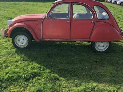 brugt Citroën 2CV 1987