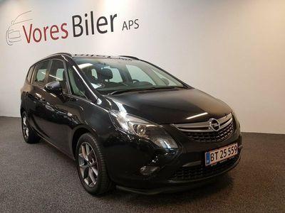 gebraucht Opel Zafira Tourer 2,0 CDTi 165 Cosmo aut.