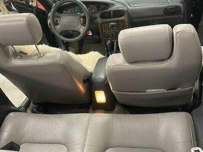 brugt Chrysler Stratus Cabriolet Aut