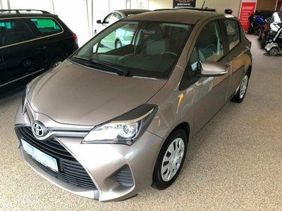 käytetty Toyota Yaris 1,3 VVT-i T2 Premium Luksus