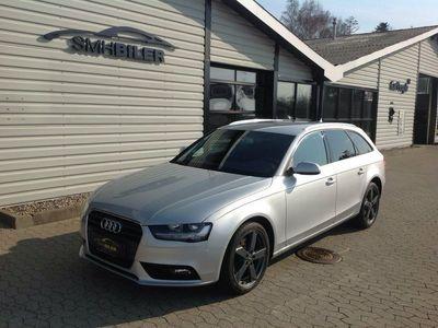 brugt Audi A4 2,0 TDi 177 Avant Multitr.
