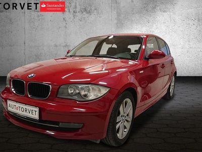 brugt BMW 118 d 2,0 Advantage