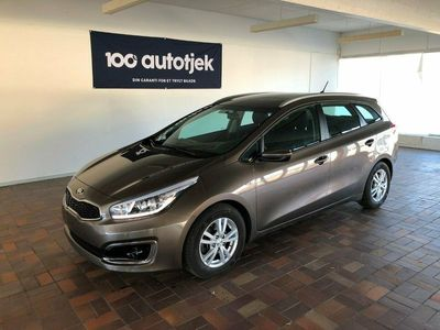 used Kia cee'd 1,6 CRDi 136 Style+ Clim SW DCT