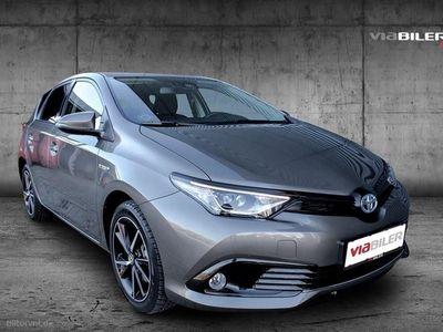 gebraucht Toyota Auris Hybrid 1,8 B/EL Selected 136HK 5d Aut.