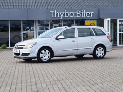 brugt Opel Astra Wagon 1,4 Twinport Enjoy 90HK Stc
