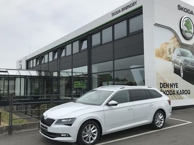 begagnad Skoda Superb Combi 1,4 TSI ACT Style 150HK Stc 6g