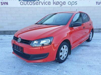 brugt VW Polo 1,2 60 Trendline 5d