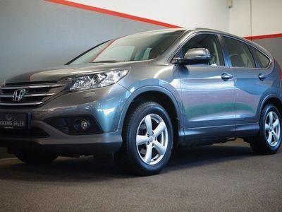 käytetty Honda CR-V 2,0 i-VTEC Elegance 4WD