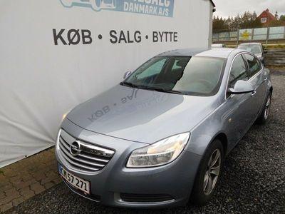 brugt Opel Insignia 2,0 CDTi 130 Edition