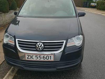 brugt VW Touran 2,0 2,0 TDI AUT.