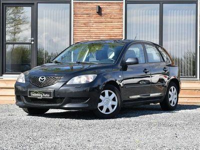brugt Mazda 3 1,6 DE Comfort