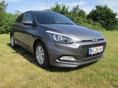brugt Hyundai i20 1,25 Go EM 84HK 5d