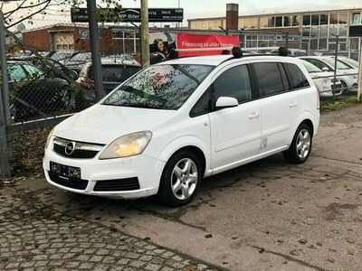 brugt Opel Zafira 1,9 CDTi 120 Flexivan