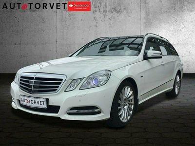 brugt Mercedes E350 0 CDi stc. aut. 4-M BE