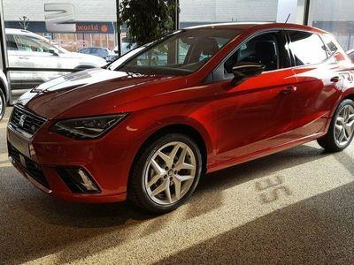 brugt Seat Ibiza 1,5 TSi 150 FR