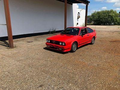 brugt Alfa Romeo Alfasud Sprint Vel