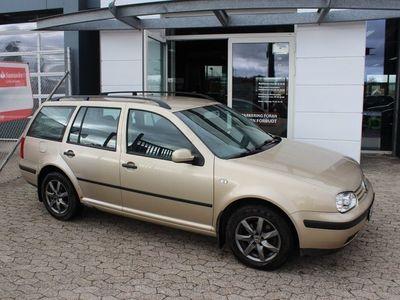 brugt VW Golf IV 1,9 TDi 100 Trendline Variant