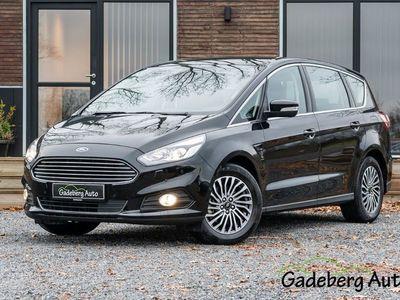 brugt Ford S-MAX 2,0 EcoBlue Titanium aut. 7prs