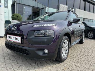 brugt Citroën C4 Cactus 1,2 PureTech Feel ETG start/stop 82HK 5d Aut. A+