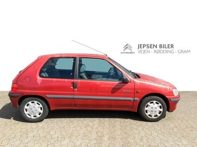 gebraucht Peugeot 106 1,4 i 75HK 3d