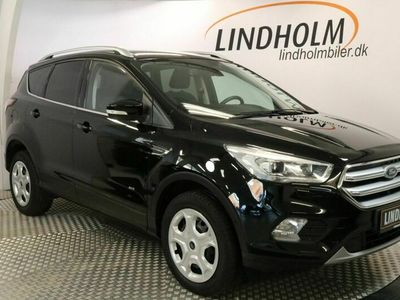brugt Ford Kuga 2,0 TDi 150 Cool & Connect aut AWD