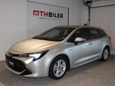 brugt Toyota Corolla Touring Sports 1,8 B/EL H3 E-CVT 122HK Stc Trinl. Gear