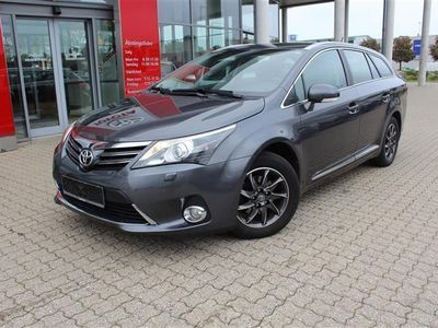 brugt Toyota Avensis 2,0 D-4D T2 Limited Edition 126HK Stc 6g