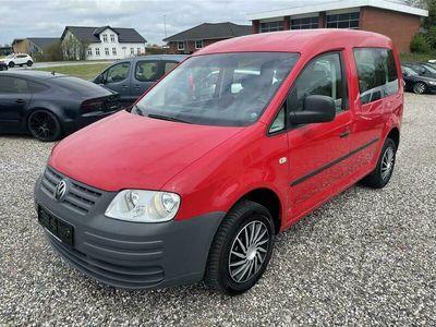 brugt VW Caddy 1,4 16V Life 75HK