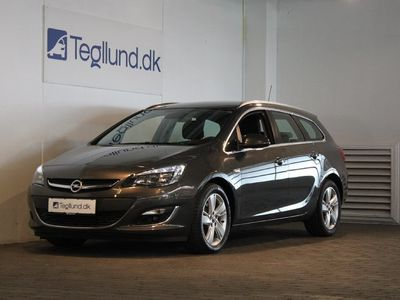 brugt Opel Astra CDTi 130 Sport ST eco