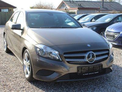 brugt Mercedes A180 1,5 CDi Business