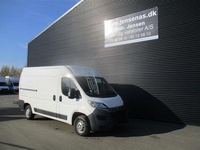 brugt Citroën Jumper 30 L2H2 2,0 Blue HDi start/stop 130HK Van 6g 2017