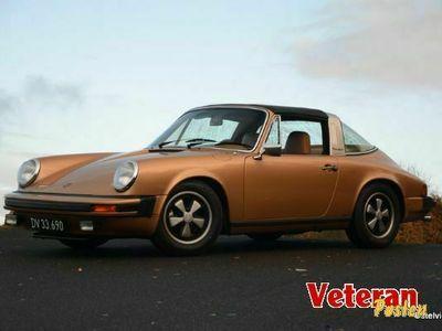 brugt Porsche 911S 2.7 Targa Sportom