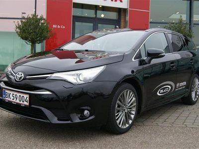 brugt Toyota Avensis Touring Sports 1,8 VVT-I T2 Premium 147HK Stc 6g