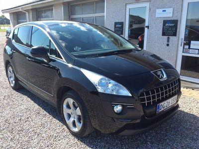 gebraucht Peugeot 3008 1,6 HDi 112 Premium+
