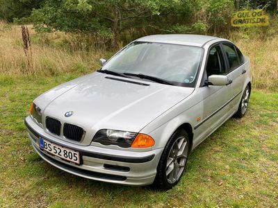 brugt BMW 316 i, 1,9, Benzin, 2001