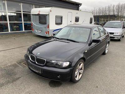 brugt BMW 320 i 2,2 170HK Aut.