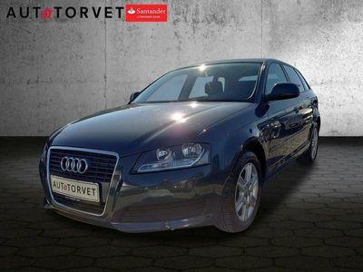 brugt Audi A3 Sportback 1,6 TDi Ambition