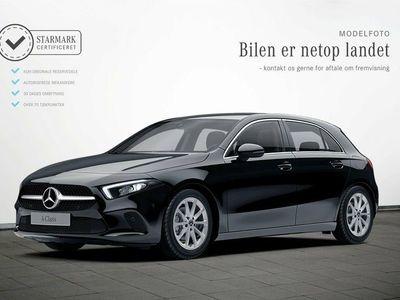 używany Mercedes A180 d 1,5 Business Progressive Line aut.