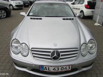 brugt Mercedes SL55 AMG AMG aut. 500HK Cabr.