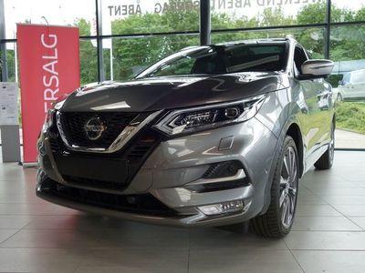 brugt Nissan Qashqai 1,3 Dig-T 140 Tekna+