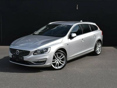 used Volvo V60 2,0 D4 181 Ocean Race aut.