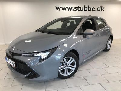 brugt Toyota Corolla 1,2 T3 start/stop 116HK 5d 6g