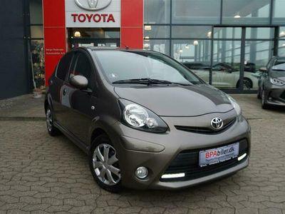brugt Toyota Aygo 1,0 VVT-I T2 Air+ 68HK 5d A+