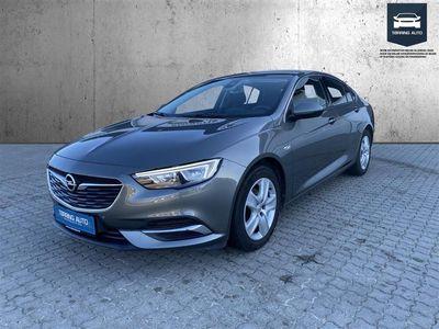 brugt Opel Insignia Country Tourer Grand Sport 1,5 Dire Injection Turbo Enjoy Start/Stop 140HK 5d 6g - Personbil - Gråmetal