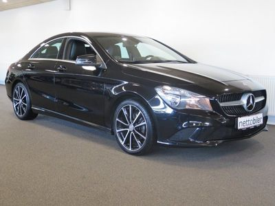 used Mercedes CLA200 2,2 CDi