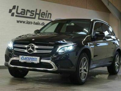 brugt Mercedes GLC350 e aut. 4-M
